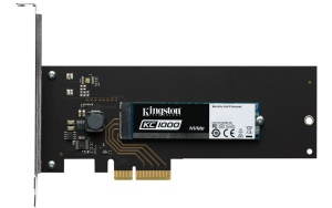Kingston SSDNow KC1000 480GB, M.2 (SKC1000H/480G)