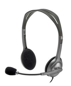 Logitech Stereo Headset H111 analog