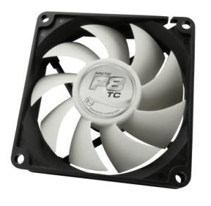 Arctic Fan F8 TC, 80x80x25