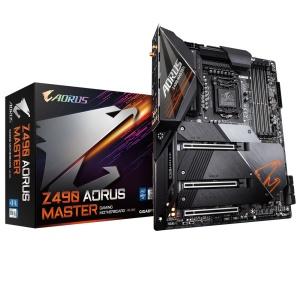 Gigabyte Z490 Aorus Master, Intel Z490 Chipsatz, ATX