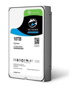 Seagate SkyHawk ST10000VX0004, 10 TB, Surveillance