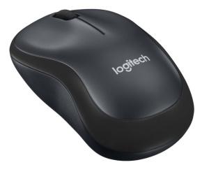 Logitech M220 Silent grau, USB