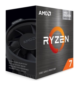 AMD Ryzen 7 5700G, 8C/16T, 3.80-4.60GHz, boxed