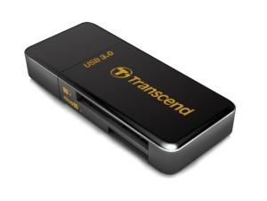 Transcend SuperSpeed USB 3.0 Cartreader extern, USB3.0,