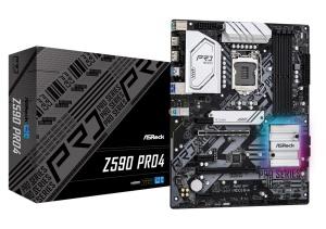 ASRock Z590 Pro4, Intel Z590 Chipsatz, ATX