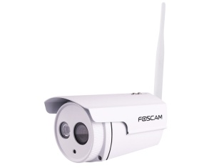 Foscam FI9803P, 1 Megapixel, Outdoor, WLAN, LAN