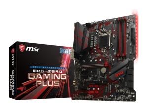 MSI MPG Z390 Gaming Plus, Intel Z390 Chipsatz, ATX