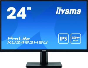 60,5cm 23,8 Iiyama ProLite XU2493HSU-B1, VGA, HDMI, DP,
