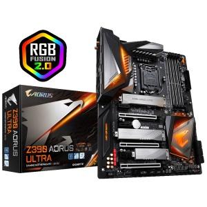 Gigabyte Z390 Aorus Ultra, Intel Z390 Chipsatz, ATX