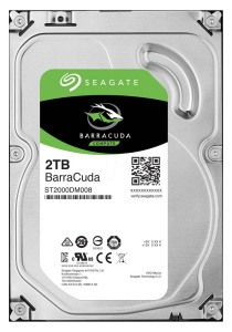 Seagate BarraCuda 2TB, SATA 6Gb/s (ST2000DM008)