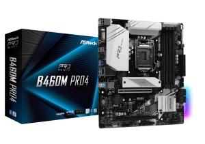 ASRock B460M Pro4, Intel B460 Chipsatz, µATX