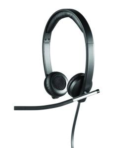 Logitech H650e Headset Stereo USB