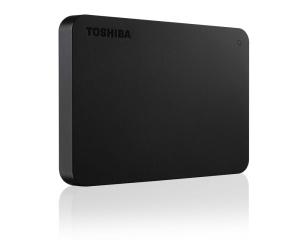 Toshiba Canvio Basics 2018 1TB, USB 3.0 (HDTB410EK3AA)