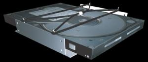 Sharkoon Vibefixer Festplattenentkopplungsrahmen
