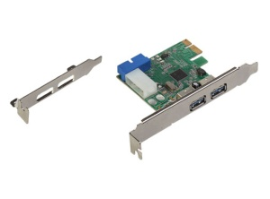 I-TEC  PCI Express Card USB 3.0 , 2 x extern, 2 x intern