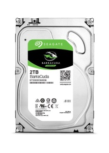 Seagate BarraCuda 2TB, SATA 6Gb/s (ST2000DM006)