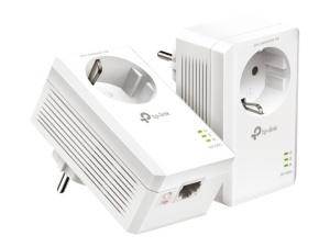 TP-Link AV1000-Gigabit-Powerline-Adapter KIT mit Steckdose