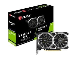 MSI GeForce GTX 1650 SUPER Ventus XS OC, 4GB GDDR6,
