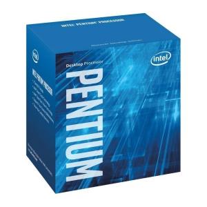 Intel Pentium G4400, 2 x 3300 MHz, Skylake, boxed