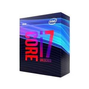 Intel Core i7-9700K, 8x 3600 MHz, Coffee Lake, boxed