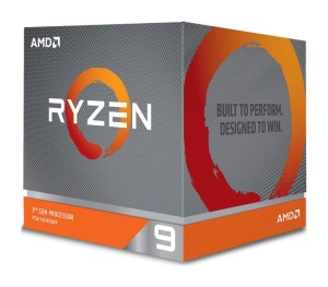 AMD Ryzen 9 3900X, 12x 3.80GHz, boxed mit AMD Wraith Prism