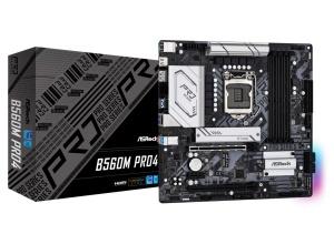 ASRock B560M Pro4, Intel B560 Chipsatz, µATX