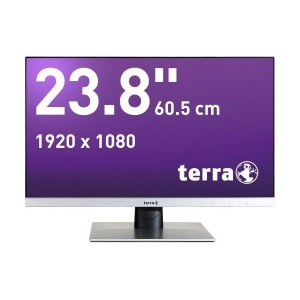 60,5cm 23,8 TERRA GREENLINE PLUS 2462W, HDMI, DVI. DP