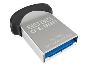SanDisk Ultra Fit V2 128GB, USB 3.0 (SDCZ43-128G-GAM46)