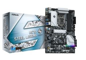 ASRock H570 Steel Legend, Intel H570 Chipsatz, ATX