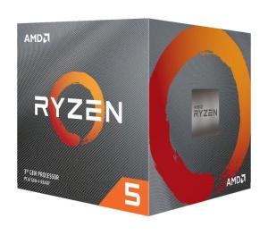 AMD Ryzen 5 3600X, 6x 3.80GHz, boxed mit AMD Wraith Spire