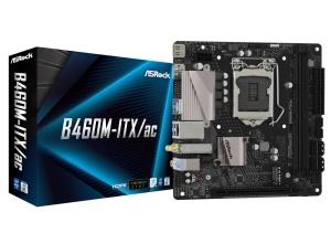 ASRock B460M-ITX/ac, Intel B460 Chipsatz, Mini-ITX