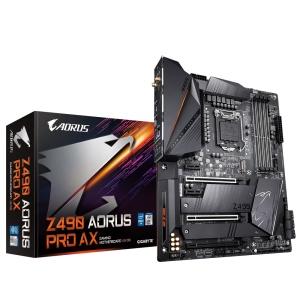 Gigabyte Z490 Aorus Pro AX, Intel Z490 Chipsatz, ATX