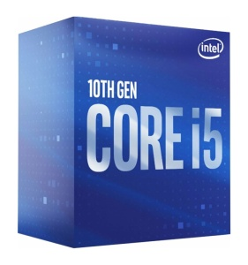 Intel Core i5-10600, 6x 3300 MHz, Comet Lake, boxed