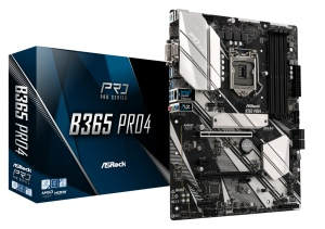 ASRock B365 Pro4, Intel B365 Chipsatz, ATX