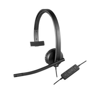 Logitech H570e Mono Headset USB