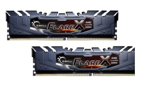 32GB Kit DDR4-RAM, 2400 MHz, G.Skill Flare X schwarz,