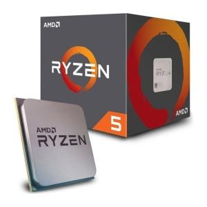 AMD Ryzen 5 2600, 6x 3.40GHz, boxed mit AMD Wraith Stealth