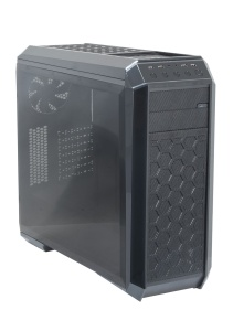 Chieftec Midi Tower Gaming Serie GP-01B-OP, schwarz