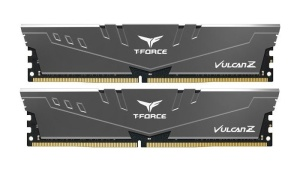 32GB Kit DDR4-RAM, 3600 MHz, TeamGroup T-Force Vulcan Z grau