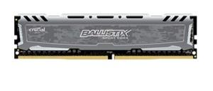 16GB DDR4-RAM 3000 MHz Crucial Ballistix Sport LT grau