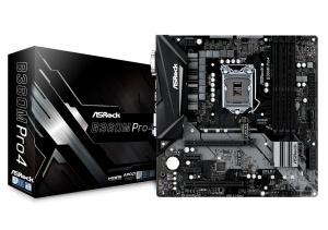 ASRock B360M Pro4, Intel B360 Chipsatz, µATX