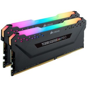 16GB Kit DDR4-RAM, 3600 MHz, Corsair Vengeance RGB Pro