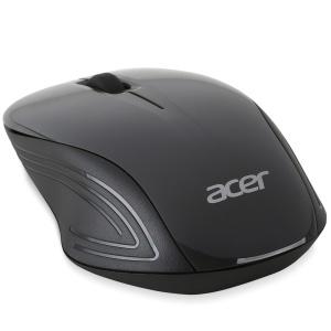 Acer RF2.4 kabellose optische Maus schwarz, USB