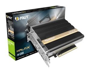 Palit GeForce GTX 1650 KalmX, 4GB GDDR5,
