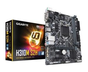Gigabyte H310M S2H, Intel H310 Chipsatz, µATX