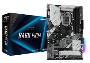 ASRock B460 Pro4, Intel B460 Chipsatz, ATX