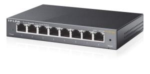 TP-Link 8-Port-Gigabit-Easy-Smart-Switch TL-SG108E