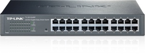 TP-Link 24-Port-Gigabit-Easy-Smart-Switch TL-SG1024DE