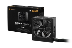 Be Quiet System Power 9 CM, 400 Watt, 80+, ATX 2.51