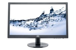 61cm 24 AOC e2460Sh, DVI, HDMI, VGA, LED